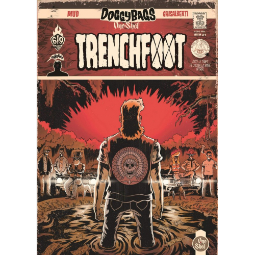 Doggybags one-shot Trenchfoot (VF) occasion