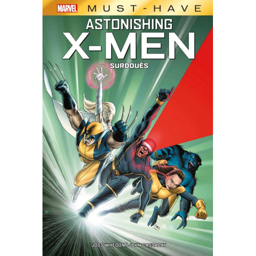 ASTONISHING X-MEN : SURDOUES (VF) MUST-HAVE