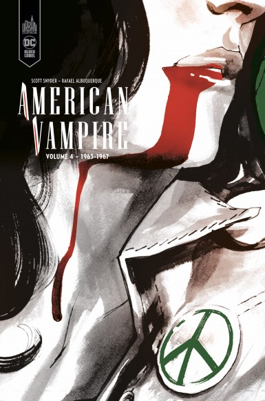 American Vampire Intégrale Tome 4 (VF)