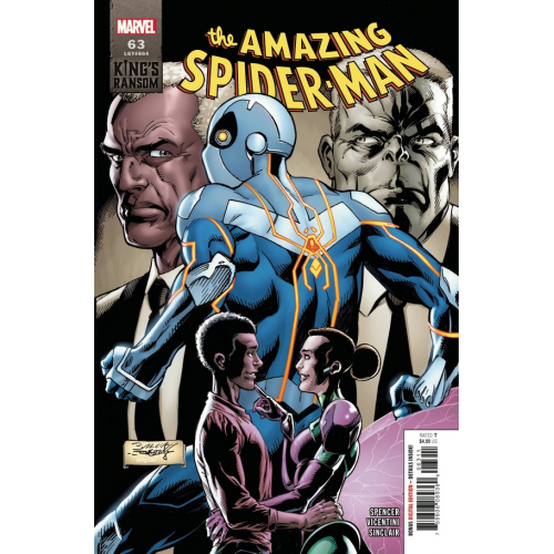 AMAZING SPIDER-MAN 63 (VO)