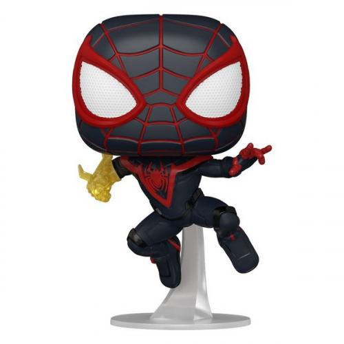 Funko Pop Marvel's Spider-Man assortiment POP! Games Vinyl figurines Miles Morales Classic 765