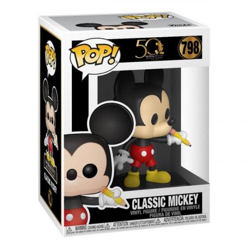 Funko Pop Mickey Mouse POP! Disney Archives Vinyl figurine Classic Mickey 798