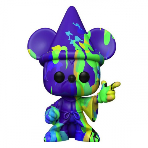 Funko PopFantasia 80th Anniversary POP! TV Vinyl figurine Mickey 2 (Artist Series) w/Pop Protector 15