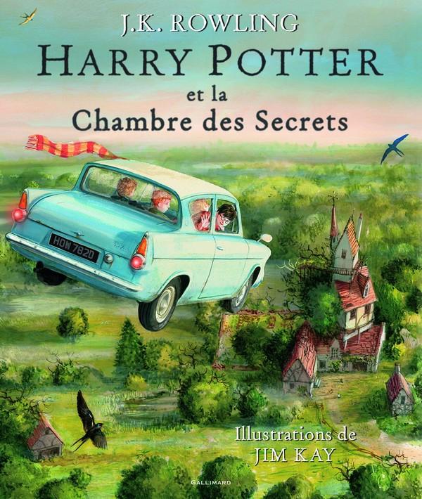 Harry Potter II : Harry Potter et la Chambre des Secrets (VF)