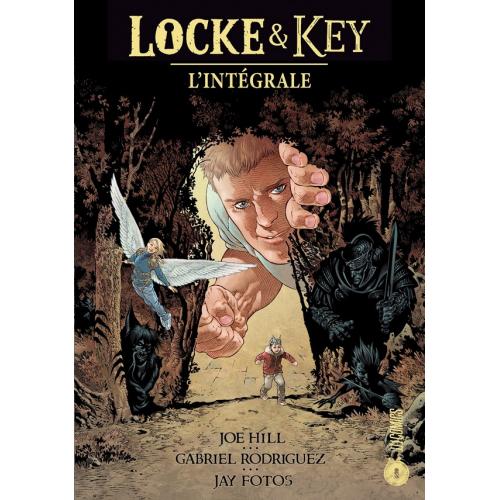 Locke & Key - L'Intégrale - OMNIBUS (VF)