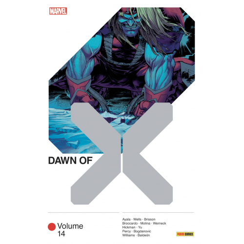 DAWN OF X 14 (VF)