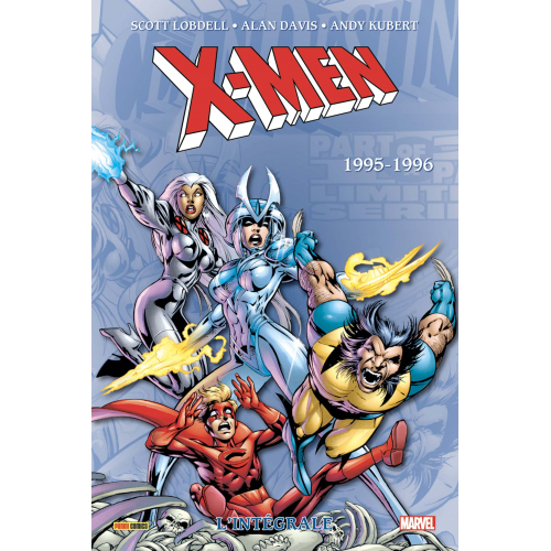 X-MEN: L'INTEGRALE 1995-1996 (TOME 43) (VF)