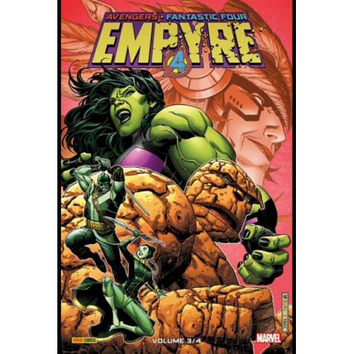 Empyre Tome 3 (VF)