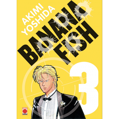 BANANA FISH PERFECT EDITION TOME 3 (VF)