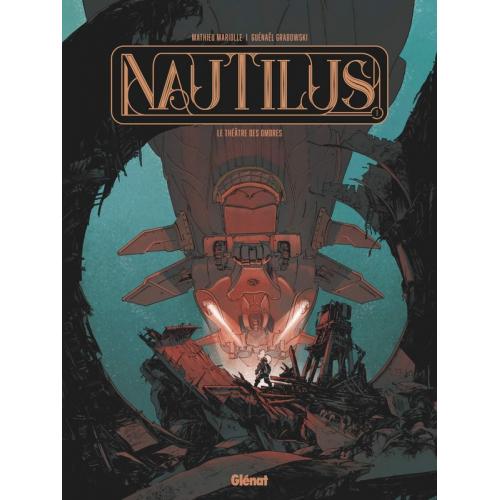Nautilus Tome 1 : Le théâtre des ombres (VF)
