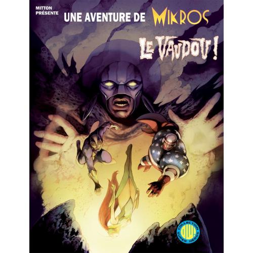 Une aventure de Mikros tome 3 (VF)