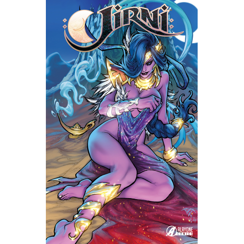 JIRNI tome 1 : Ombres et Poussière (VF) Edition Collector 250 Ex.
