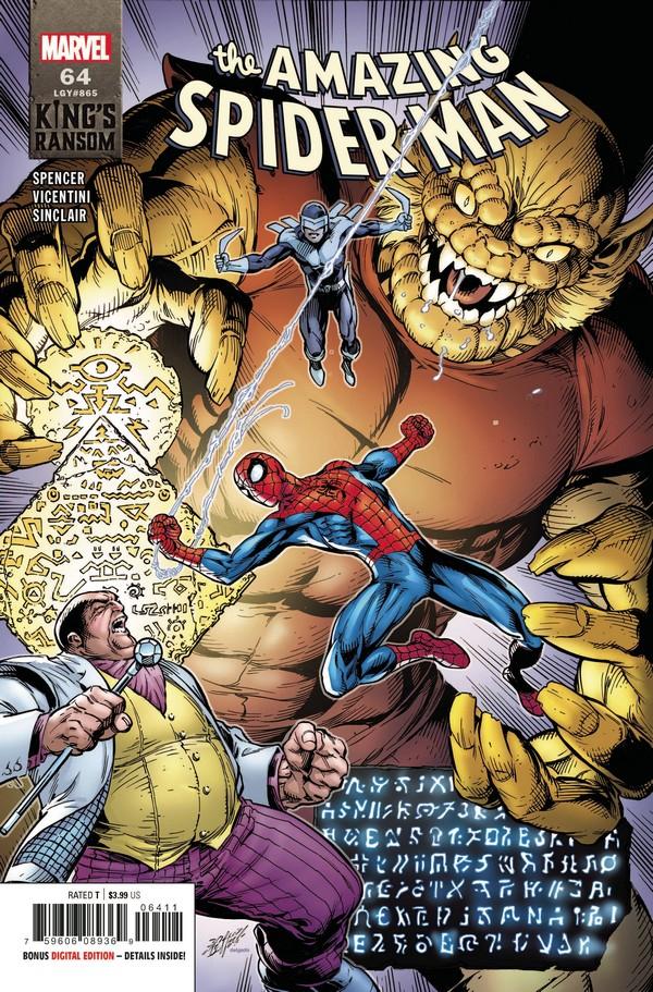 AMAZING SPIDER-MAN 64 (VO)