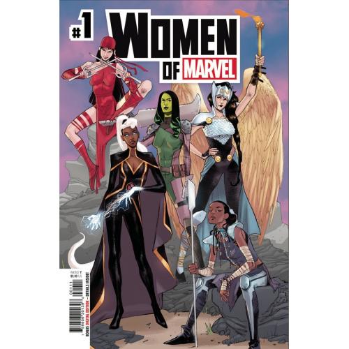 WOMEN OF MARVEL 1 (VO)