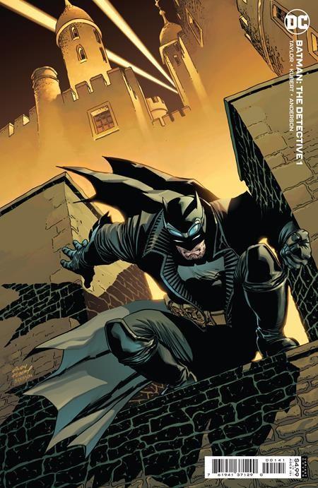 BATMAN THE DETECTIVE 1 (OF 6) CVR B ANDY KUBERT CARD STOCK VAR (VO)