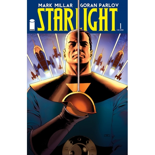 STARLIGHT tome 1 (VF) cartonné