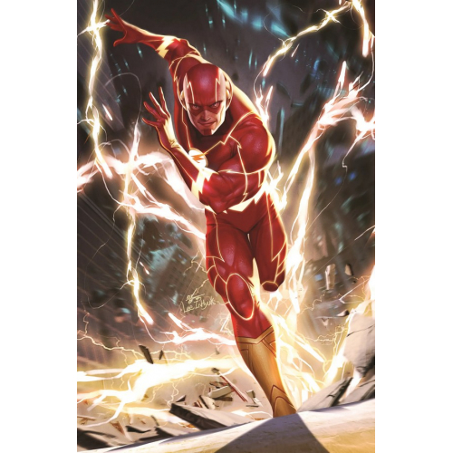 Flash Rebirth Tome 11 (VF)