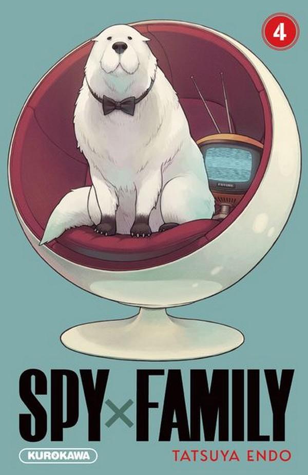 Spy X Family Tome 3 (VF)