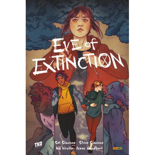 EVE OF EXTINCTION (VF)