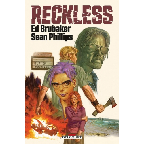 RECKLESS TOME 1 (VF)