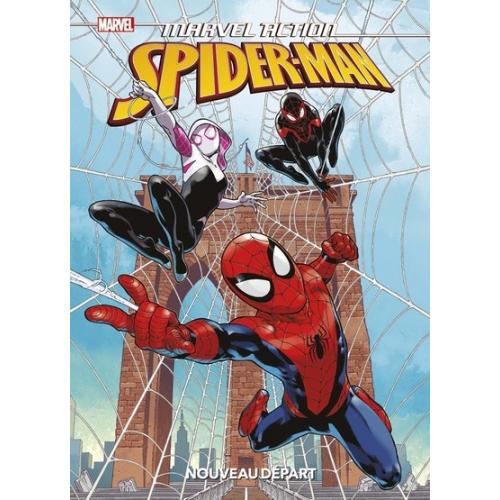 Marvel Action Spider-Man pack découverte 1 tome acheté 1 tome offert (VF)