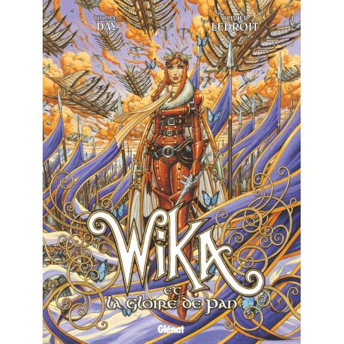 Wika Tome 3 : Wika et la gloire de Pan (VF)