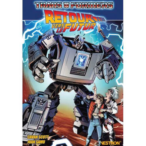 Transformers : Retour vers le futur (VF)