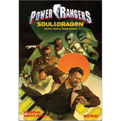 Power Rangers : Soul of the Dragon (VF)