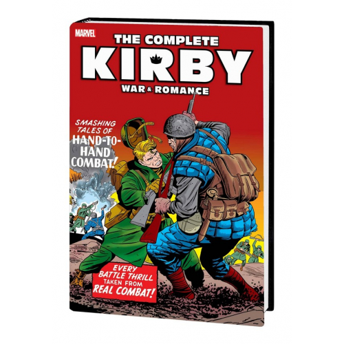 COMPLETE KIRBY WAR AND ROMANCE HC (VO)