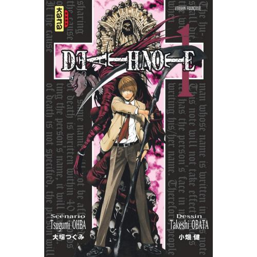 Death Note Tome 1 (VF)