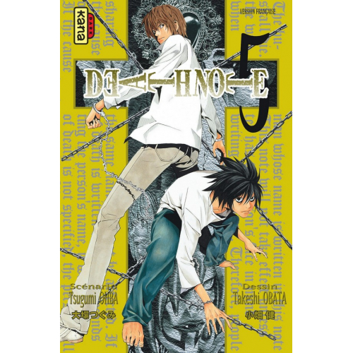 Death Note Tome 5 (VF)