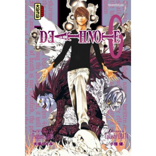 Death Note Tome 6 (VF)