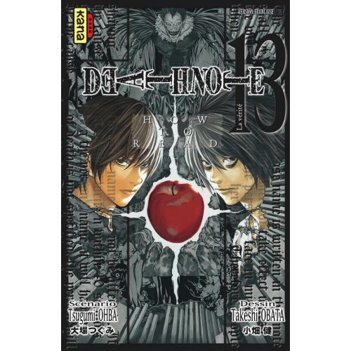 Death Note Tome 13 (VF)