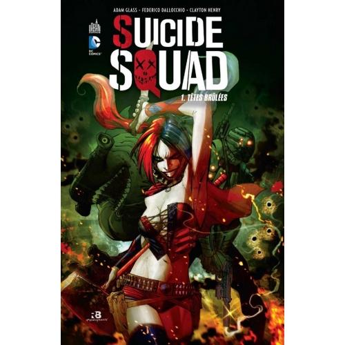 Suicide Squad tome 1 (VF)
