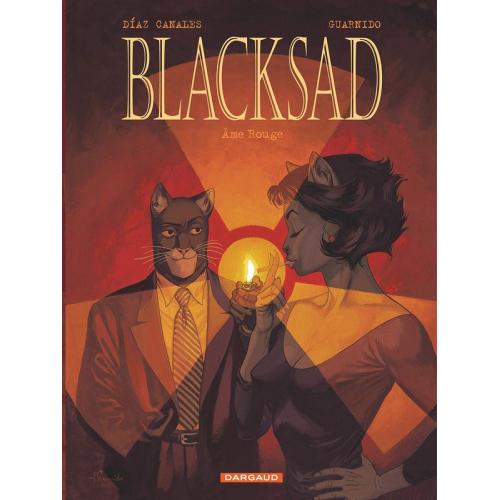 Blacksad Tome 3 : Âme rouge (VF)