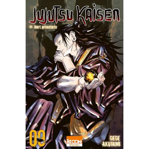 Jujutsu Kaisen Tome 9 (VF)