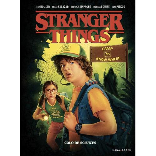 Stranger Things Colo de sciences (VF)