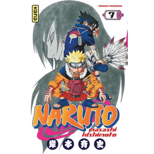Naruto Tome 7 (VF)