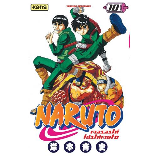 Naruto Tome 10 (VF)