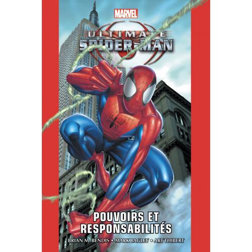ULTIMATE SPIDER-MAN OMNIBUS - VOLUME 1- 1000 PAGES - VF - SECOND TIRAGE