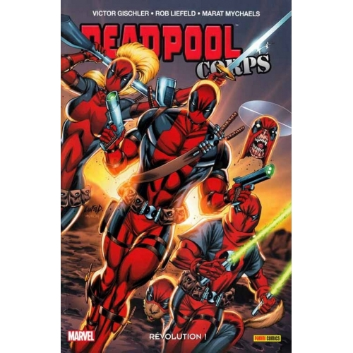 Deadpool Corps Tome 2 (VF) occasion