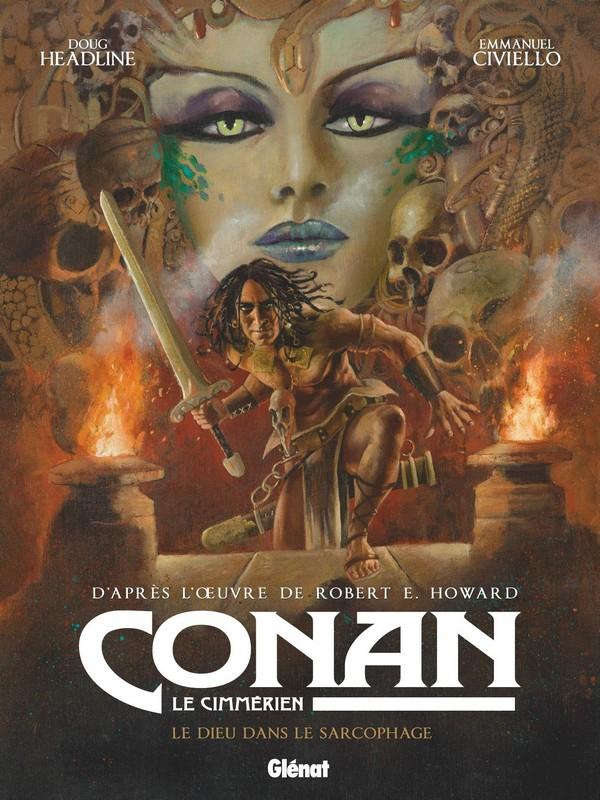 Conan le Cimmérien Le dieu dans le sarcophage (VF)