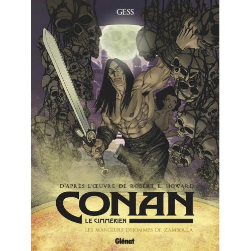 Conan le Cimmérien - Les Mangeurs d'hommes de Zamboula (VF)