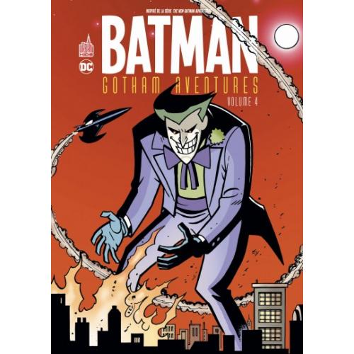 Batman Gotham Aventures Tome 4 (VF)