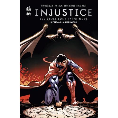 Injustice Intégrale Année Quatre Tome 4 (VF)