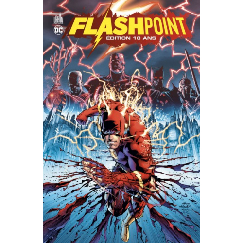 Flashpoint Édition 10 ans - LENTICULAR COVER (VF)