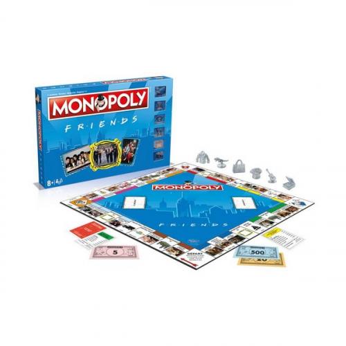 Friends jeu de plateau Monopoly