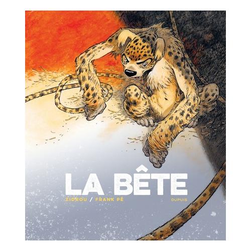 Le Marsupilami de Frank Pé et Zidrou Tome 1 La Bête (VF)