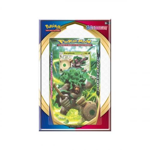 Pokémon Épée et Bouclier : Starter Gorythmic