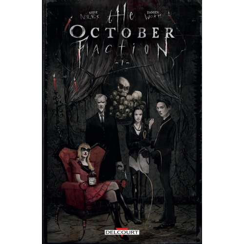 OCTOBER FACTION Tome 1 (VF) occasion